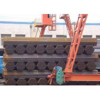 China API 5L PSLI ERW Welded Steel Tube , ST37.0 / ST35.8 / ST37.2 Weld Pipe For Coal Gas on sale
