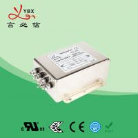 Wholesale Electric Passive 3 Phase Power Line Filter 440V 480V 50A Metal Case from china suppliers