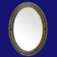4042 wholesale oval decorative wall mirror frames of for Fancy oval mirror