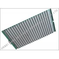 Wholesale Replacement Shake Screen 1070mm X 570mm Size AISI Grade 304 Steel Material from china suppliers