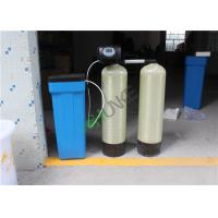China Backwashing Or Salt Absorption Reverse Osmosis Water Softener For Drinking on sale