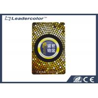 Wholesale Radio Frequency Identification RFID Loyalty Cards / 13.56 Mhz RFID Card from china suppliers