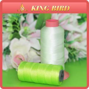 China 210d / 2 -- 630d / 3 Bonded Nylon Thread / Clear Nylon Thread on sale