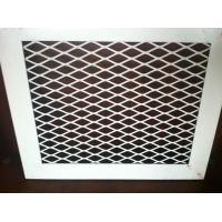 Plastic coating decorative mesh panels low carbon steel perforated ceiling of item 98824061 - Decorative wire mesh panels ...