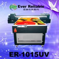 China Digital UV Flatbed Canvas Printing Machine on sale