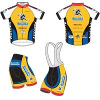 Wholesale Full Sublimated Cycling Wear Custom Road Bike Jerseys Anti UV from china suppliers