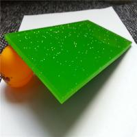 Buy cheap green  painted glass from Wholesalers