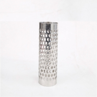 Wholesale Cylinder type/metallic/metal perforated sheet/round hole perforated metal/ from china suppliers