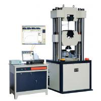 Quality Concrete Testing Equipment , Hydraulic Universal Testing Machine for sale