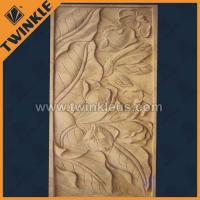 Wall relief decoration stone marble