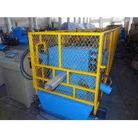 Wholesale Hydraulic Cutting Type Downspout Roll Forming Machine For Square Shape Down Pipes from china suppliers