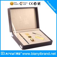 Wholesale Pen and keychain set/ business gift set HKS6050 from china suppliers