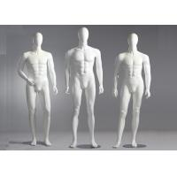 Wholesale Fiberglass Male Standing / Seating Full Body Mannequin For Clothes Shop from china suppliers