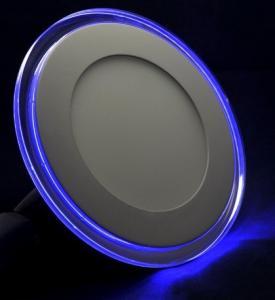 China 20W White Panel Light Blue LED Panel Light on sale