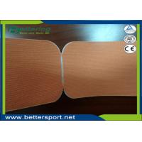 Quality Skin Colour Pre cut kinesiology tape sports physiotherapy tape muscle tape for sale