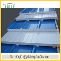 China Sandwich Roof Panel Surface Protection Film Rolls 5 - 500G / 25MM Adhesion on sale