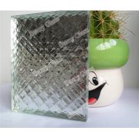 Wholesale V Grooving Glass for decoration from china suppliers