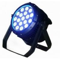 Wholesale 320w DMX512 mode 8chs 18X10W 4in1 Led Par Stage Lighting Systems  from china suppliers