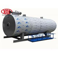 Buy cheap Horizontal Industrial Hot Oil Boiler, Gas Oil Fired Thermal Fluid Heater for from wholesalers