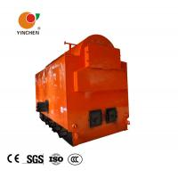 Wholesale Industrial Biomass Fired Steam Boiler 6 Ton 8 Ton 10 Ton Conveyor Feeding Mode from china suppliers