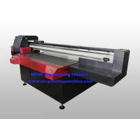 Wholesale Industrial Aluminum Digital Flatbed Printer , Wide Format Multifunction Printer With Varnish Printing from china suppliers