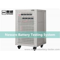 8 Channels Battery Capacity Tester 10V / 40A DCIR and Pulse Testing