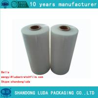 Wholesale machine LLDPE stretch wrap film/stretch wrap film manufacturer from china suppliers