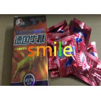 China Herbal Sex Power Capsule Drugs For Lasting Longer In Bed , Sex Energy Capsule  For Men Weak Sperm on sale