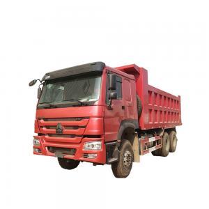 China Popular sale Chinese brand new sinotruck dump truck howo 6x4 18m3 on sale