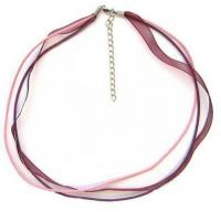 China fashion cord necklace on sale