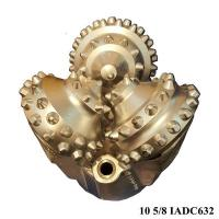 China 7 7 / 8  ( 200mm ) IADC 542 Tricone Drill Bit Carbide Tooth Tricone Bit on sale