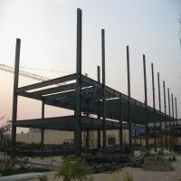 Wholesale ISO Standard Prefab Steel Structure for Workshop with high strength from china suppliers