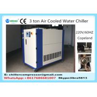 Wholesale 5HP 3 Tons Small Air Cooled Water Chiller for Plastic Injection Molding Machine from china suppliers