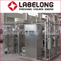 Wholesale 3000BPH Soft Drink Filling Machine , 3.29Kw Beverage Bottling Machine from china suppliers