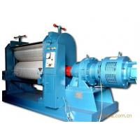 China PVDF Aluminum Coil Coating Production Line Metal Embosser Machine 20m / min 0.04mm - 0.5mm Thickness on sale