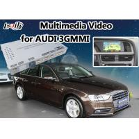 China Audi Multimdedia Interface for A4L / A5/ Q5 support Rearview Camera with Parking Guideline on sale