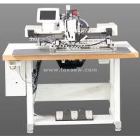 China Extra Heavy Duty Programmable Electronic Pattern Sewing Machine FX5020H on sale