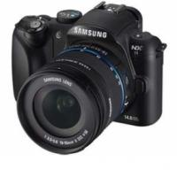 Wholesale Samsung NX11 Digital Camera 14.6MP (Black) from china suppliers