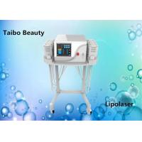 Buy cheap 12 Paddles 2600mw Dual Wavelength 650nm 940nm Best Lipo Laser Machine from wholesalers