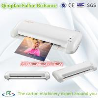 Wholesale High Efficient Low Cost A4 Size Manual Laminating Machine for Photo Menu from china suppliers