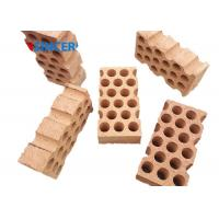 Wholesale Corrosion Resistance High Alumina Refractory Bricks Industrial High Duty Firebrick from china suppliers