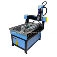 600*900mm 4 Axis CNC Aluminum Copper Engraving Machine with Mach3 Control