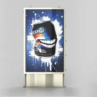 Wholesale 85 Inch P4 LED Digital Sign from china suppliers
