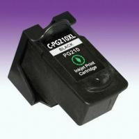 Wholesale Remanufactured Ink Cartridge, PG-210XL, Suitable for Canon Pixma Inkjet Printer from china suppliers