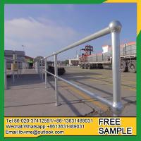 Wholesale SanJose ball Handrail Stanchions ball joint tube from china suppliers