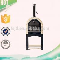 China Hot Sale Outdoor Charcoal BBQ Wood Fired Pizza Oven on sale