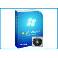 Wholesale Activation online Windows 7 Pro Retail Box 32/64 Bits OEM Product Key COA from china suppliers
