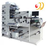 Wholesale 3 Phase 380V 50HZ 5 Color Flexographic Printing Machine With Uv Aire from china suppliers
