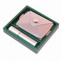 Wholesale Cosmetic Case with Mirror and Atomizer from china suppliers