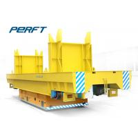 Wholesale 50t Transfer Cart Industrial Ladle Transfer Car on Rail with Heat Insulation Material from china suppliers